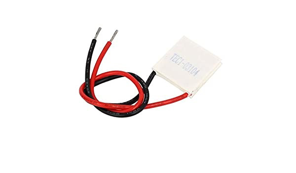 Amazon.com: DealMux TEC1-03104 3.66V 4A termoeléctricos módulo refrigerador refrigerar Placa Peltier: Electronics