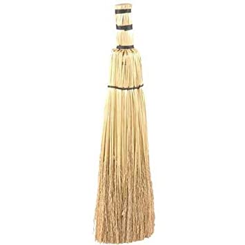 Amazon.com: Natural Straw Replacement Fireplace Broom Brush Head ...
