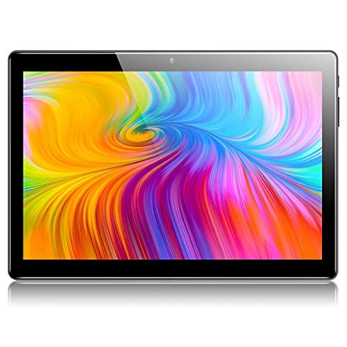Tablet 10 inch Android 8.1 Padgene Tablet PC 3G Phablet met 2 GB RAM 32 GB ROM, 1280 x 800 G+G-scherm, Dual SIM…