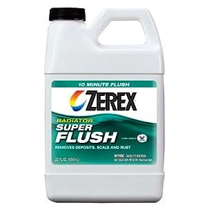 Zerex Super Radiator Flush - 22oz (Case of 12) (ZXC01-12PK)