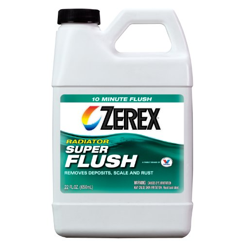 Zerex ZXC01 Super Radiator Flush - 22 oz.