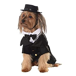 Rubie's Dapper Dog Pet Costume, Small