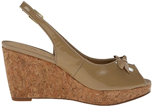 Trotters Women's Allie Platform Sandal Nude x1twnfZWR