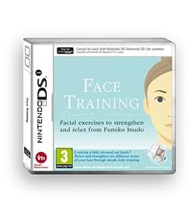 Face Training: Facial Exercises to Strengthen and Relax from Fumiko Inudo (Nintendo DS) [Importación inglesa]