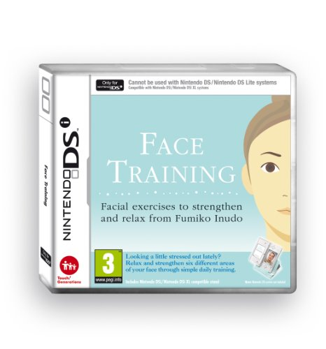 Face Training (UK Edition DSi and DSi XL ONLY) WILL NOT WORK WITH US SYSTEMS, OR NINTENDO DS OR DSLite SYSTEMS ()