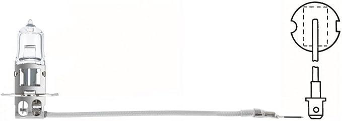 Hella 8gh 002 090 271 Glühlampe H3 Standard 12v 35w Sockelausführung Pk 22 S Schachtel Menge 1 Auto