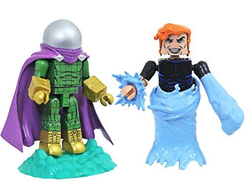(Minimates Marvel Series 77 Mysterio & Hydro-Man 2-Pack)