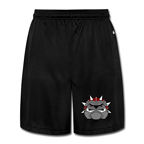 Texhood MEN'S BulldogLogo Short Walkout Pants Size L