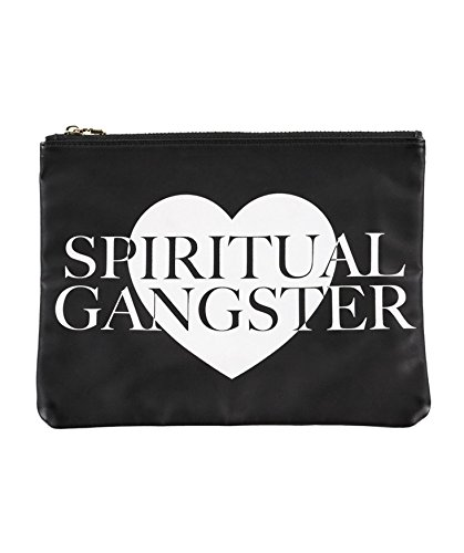 [Spiritual Gangster - Heart Pouch] (Gangster Shoes)
