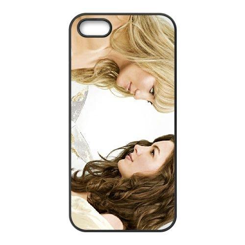 Bride Wars 1 coque iPhone 4 4S cellulaire cas coque de téléphone cas téléphone cellulaire noir couvercle EEEXLKNBC23788