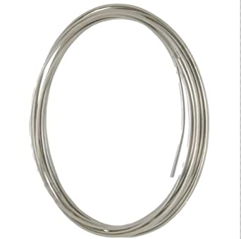 Nichrome 21 SWG Wire for Heating Elements, 3 m
