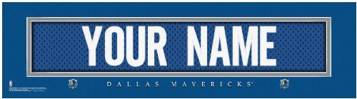NBA Jersey Stitch Print Dallas Mavericks Personalized - Custom Mavericks Jersey Dallas