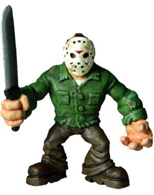 Cinema of Fear Tiny Terrors 2 inch Jason Voorhees Action Figure
