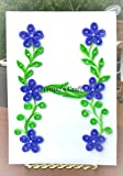 Paper Quilling Monogram 'H' Wall Frame/Wall Hanging/Home Decor/Gift / Children Room Decor/Monogram / Paper Quilling Gift