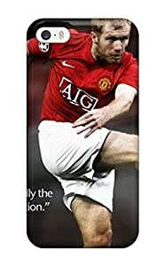 Durable Beautiful Paul Scholes Back Case/cover For Iphone 5/5s