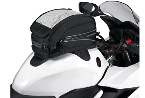 Nelson-Rigg CL-2015-MG CL-2015 Journey Sport Tank Bag with Magnetic Mounts