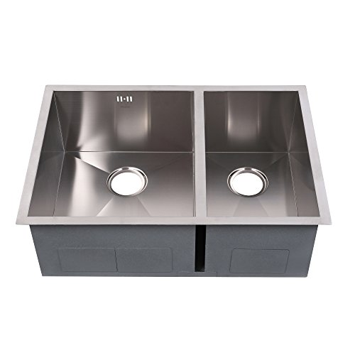 Jual Stillori Kitchen Sink 29''x20''x10'' Double Bowl 70/30 ... on elite lighting, elite landscaping, elite toys, elite showers and bathrooms,