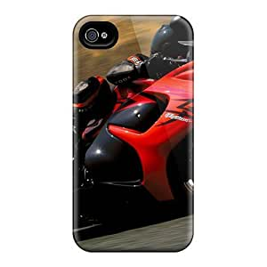 New Design Shatterproof JEC6249ImRm Cases For Iphone 6 Plus (2008 Suzuki Hayabusa Speed)