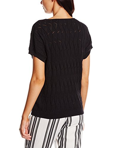 Pepa Loves, SWEATER POINTELLE BLACK - JERSEY para mujer Black