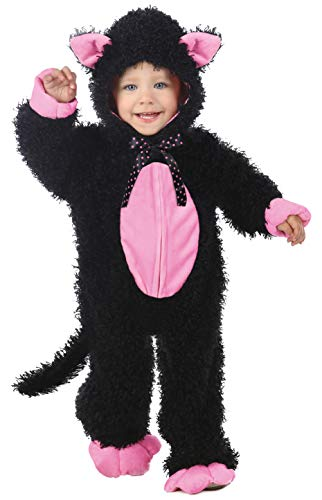 Princess Paradise Baby Black & Pink Kitty, Black, 6 to 12 Months]()