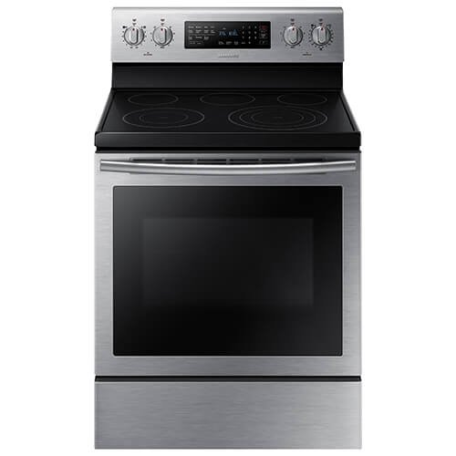 Samsung NE59J7630SS Electric Stove Black Friday Deal 2020