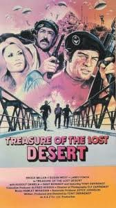 TREASURE OF THE LOST DESERT de Bruce Miller