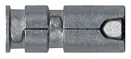 1-1/2'' Zinc Alloy Expansion Anchor, 3/8'' Internal Thread Dia, 10 PK