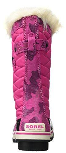 Sorel Mädchen Youth Tofino Ii Schneestiefel Pink (Pink Ice, Black)