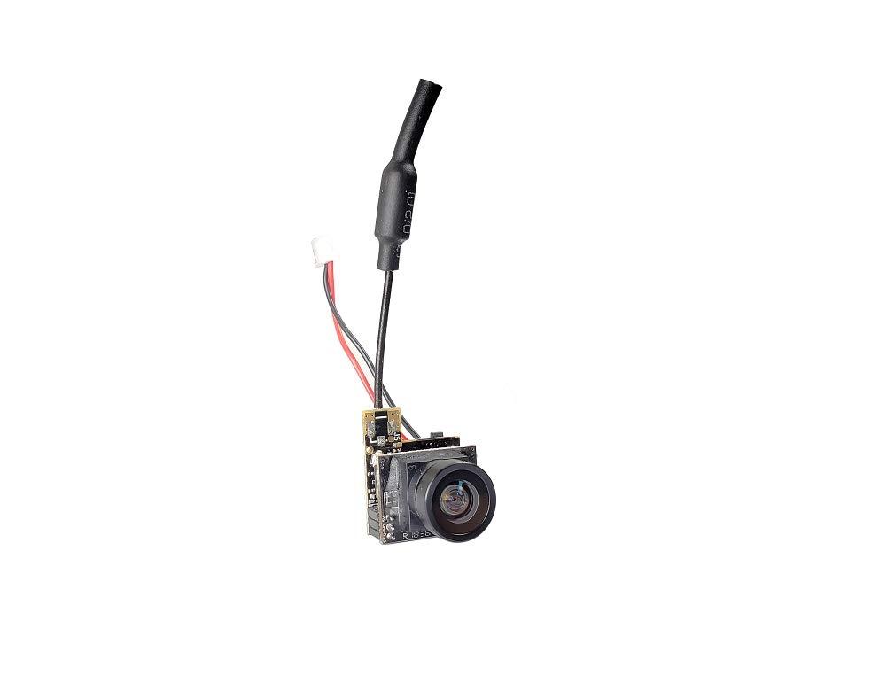 Caddx Beetle V1 800TVL 170 Degree Micro AIO FPV Camera + 5.8Ghz 48CH 25mW VTX for 70-120mm Tiny Whoop Mobula7 Micro FPV Racing Drone - NTSC 4:3 by usmile