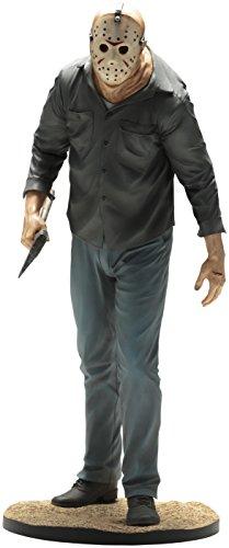 Kotobukiya Friday The 13th Part III Jason Voorhees Artfx Statue Sv190 Action Figure]()