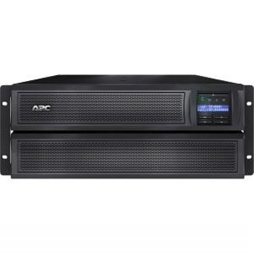 APC Smart-UPS X 3000VA Rack/Tower LCD 100-127V with Network Card