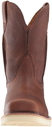 Square Toe Ariat Golden Boot Rambler Recon Work Grizzly Men's t66nq1vR