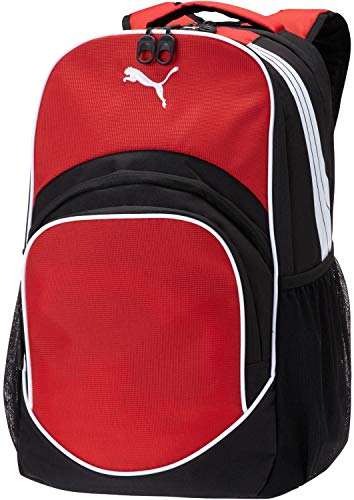 PUMA Formation Soccer Ball Backpack, Red, O/S