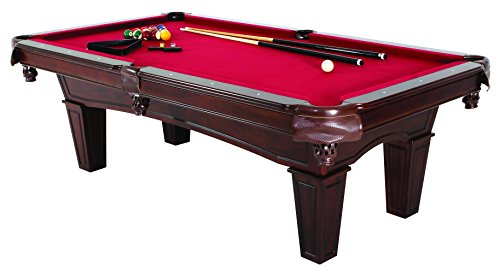 Minnesota Fats Fullerton Billiard Table, 8-Feet
