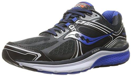 Saucony Mens Omni 15 Running Shoe, gris, 44 D(M) EU/9 D(M) UK