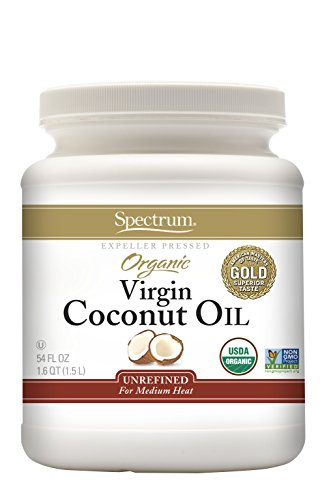 Spectrum Organic Virgin Coconut Unrefined