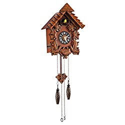 Traditional Wooden Cuckoo Clock
