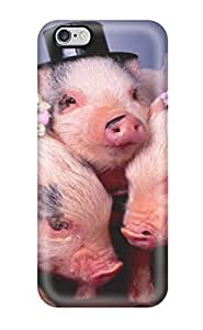 Excellent Design Pig Phone Case For Iphone 6 Plus Premium Tpu Case