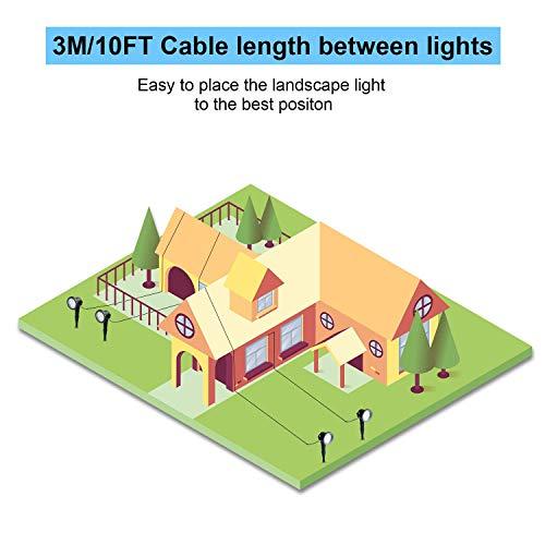 Buy outdoor landscape lighting electric