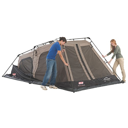 8 Person Instant Tent : Coleman foot person instant tent camping companion