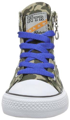 Naturino NATURINO 2540. 0012007809019104 - Zapatillas de cuero, color amarillo, talla 24 Varios colores (Mehrfarbig (MULTICOLORE 9106))