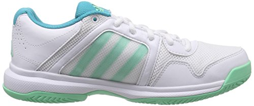 Wei shock Str Blanc Aspire Tennis green S16 Green White Adidas Barricade Chaussures De S16 ftwr Glow Femme 8wqEx06E