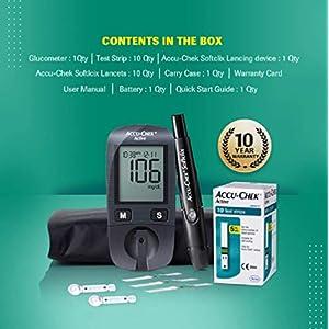 Best sugar testing machine India 2021 – AccuChek Active Blood Glucose Meter