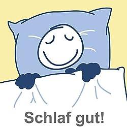 Schlaf gut! Runterkommen, Schlaf finden, erholt aufwachen