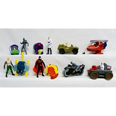 McDonalds - GI Joe - Complete Happy Meal Set - 2004: Everything Else