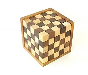 good service discount differently casse tête en bois Le Cube ou Le OHO - Casse tête Chinois en ...