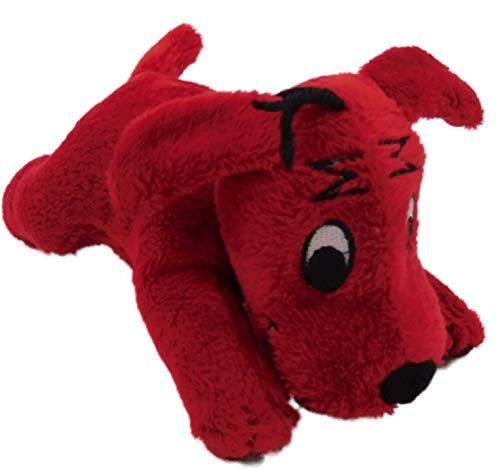 "Clifford the Big Red Dog Plush Stuffed Animal Doll 6.5"""