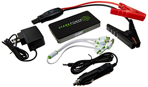 JUMPBOX 400 SP-12V400-JB1 400 Amp Lithium-Ion Car Jump Starter and Power Bank (Car Starter Lithium Ion)