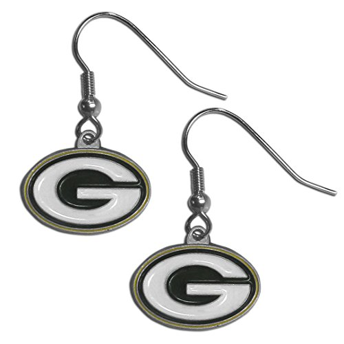 Siskiyou Gifts Co, Inc. NFL Green Bay Packers Dangle (Green Bay Packers Jewelry)