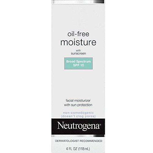 Neutrogena Oil-Free Daily Facial Moisturizer With Broad Spec